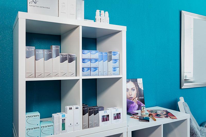 Hochwertige Kosmetikprodukte erhalten Sie bei Akzente Kosmetik in Kiel
