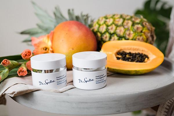 Kosmetik-Produkte von Dr. Spiller bei Akzente Kosmetik Kiel
